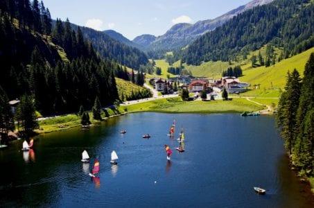 Zauchensee Sommerurlaub Familienuralub