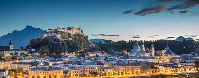 Altstadt Salzburg - Tagesausflüge in Salzburg