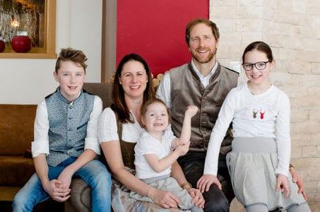 Familie Mayrhofer, Familienhotel Salzburger Hof in Zauchensee