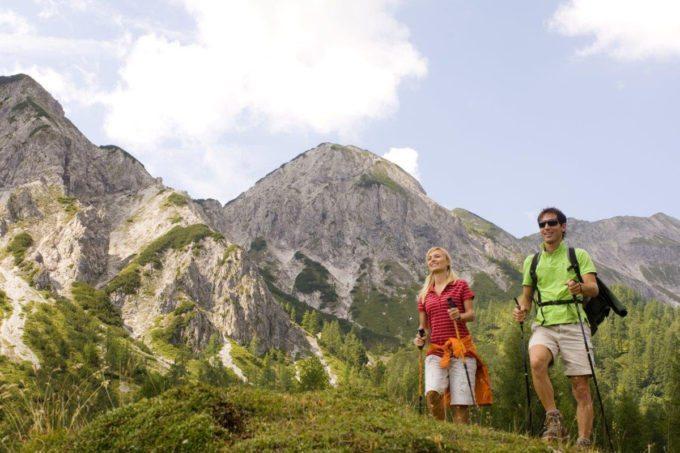 Sommerurlaub mit der Familie in Altenmarkt-Zauchensee, Salzburger Land