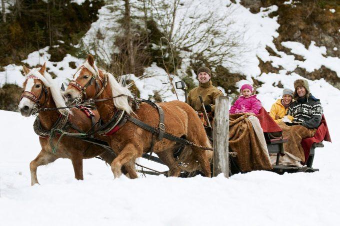Winterurlaub mit der Familie in Altenmarkt-Zauchensee, Salzburger Land