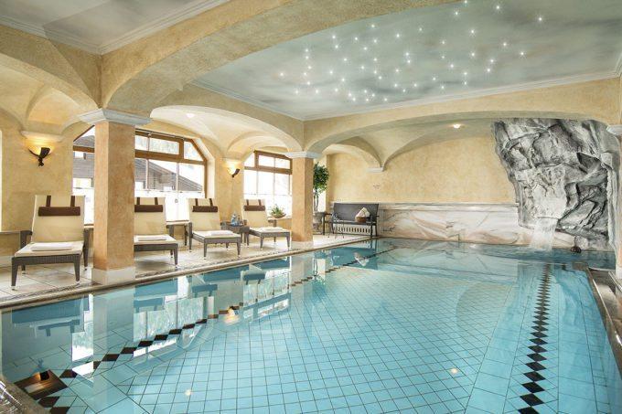 Wellness im Hotel Alpenhof - Familienhotel in Zauchensee, Salzburger Land