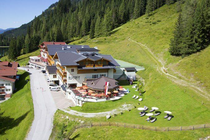 Hotel Alpenhof - Familienhotel in Zauchensee, Salzburger Land