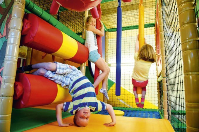 Kinderspielraum im Hotel Alpenhof - Familienhotel in Zauchensee, Salzburger Land