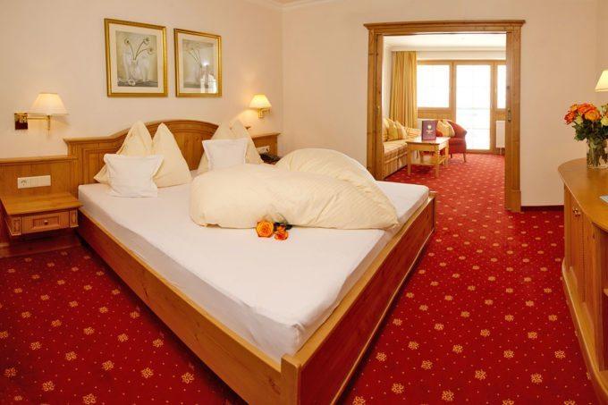 Zimmer - Familienhotel in Zauchensee, Salzburger Land