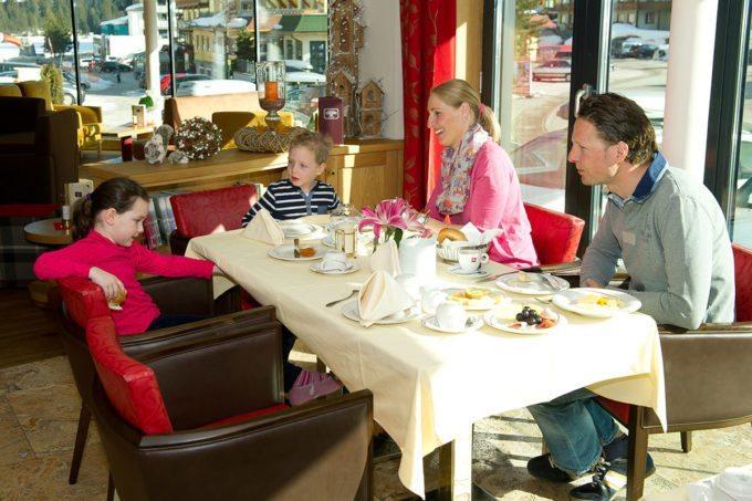 Kulinarik - Familienhotel in Zauchensee, Salzburger Land