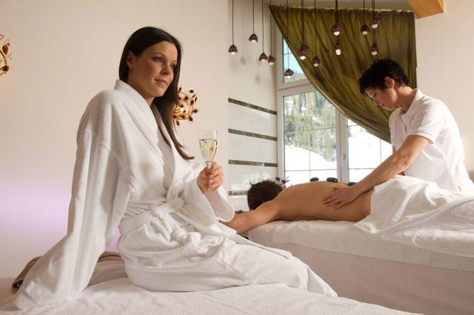 Massagen & Anwendungen - Familienhotel in Zauchensee, Salzburger Land