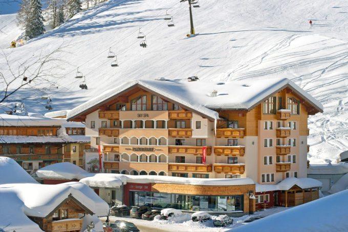 Hotel Salzburger Hof - Familienhotel in Zauchensee, Salzburger Land