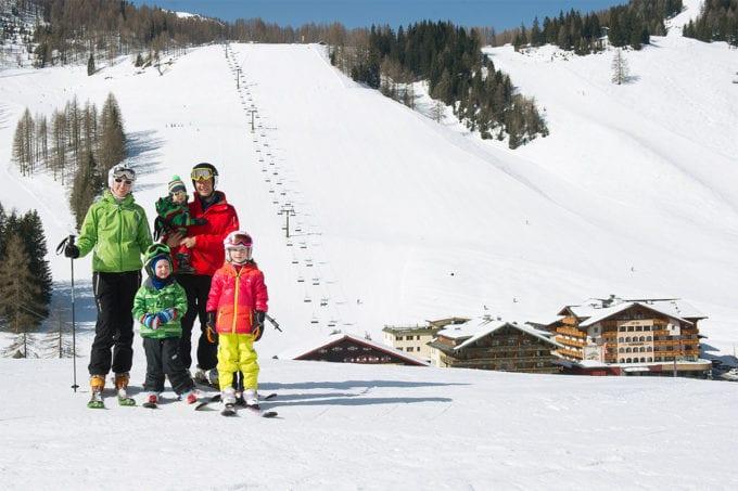 Skiurlaub im Hotel Salzburger Hof - Familienhotel in Zauchensee, Salzburger Land