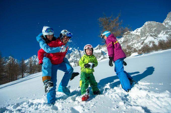 Familienskiurlaub in Ski amadé