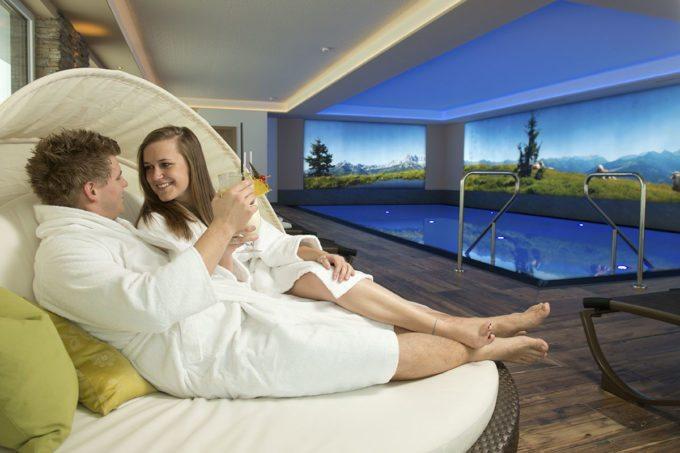 Wellness im Hotel Taxerhof - Familienhotel in Radstadt, Salzburger Land