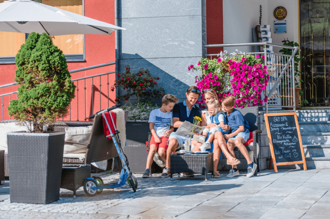 Familienurlaub - 4 Sterne Superior Hotel Salzburger Hof in Zauchensee