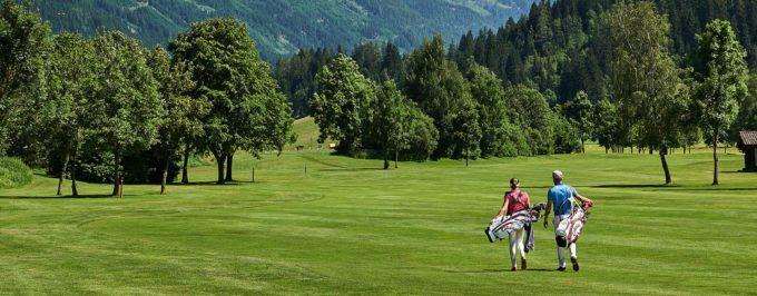 Golfurlaub im Salzburger Land - Golfclub Radstadt