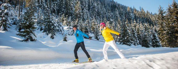 Langlaufen - Winterurlaub in Altenmarkt-Zauchensee