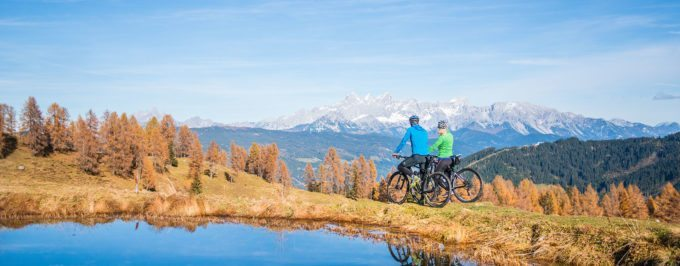 Mountainbiken - Sommerurlaub in Altenmarkt-Zauchensee