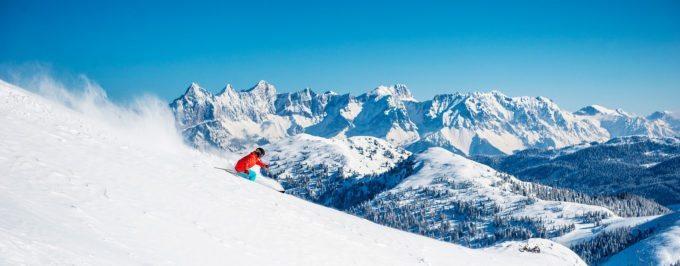 Skifahren & Snowboarden - Skiurlaub in Zauchensee, Ski amadé