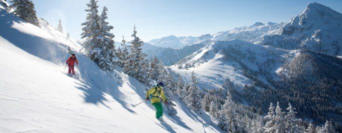 Skitouren & Freeride im Salzburger Land