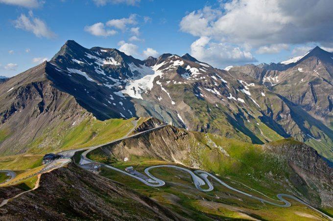 Auto-Routen - Sommerurlaub im Salzburger Land
