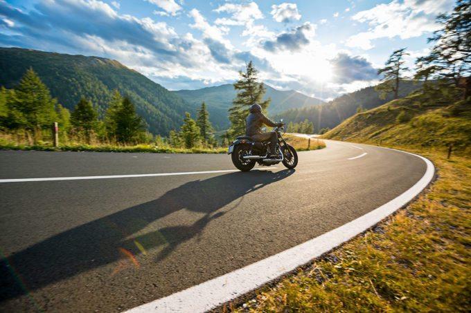 Motorrad-Routen - Sommerurlaub im Salzburger Land
