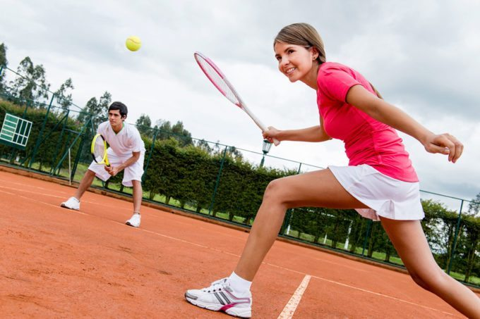 Tennis - Sommerurlaub im Salzburger Land