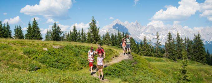 Wandern & Bergsteigen - Sommerurlaub in Radstadt