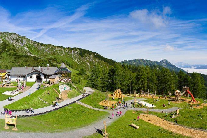 Wandern & Bergsteigen - Sommerurlaub in Altenmarkt-Zauchensee