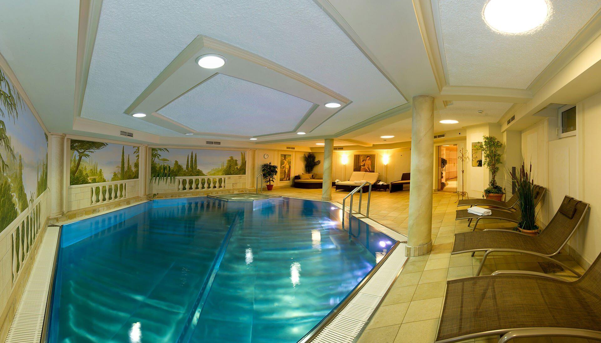 Wellness im Hotel Salzburger Hof - Familienhotel in Österreich