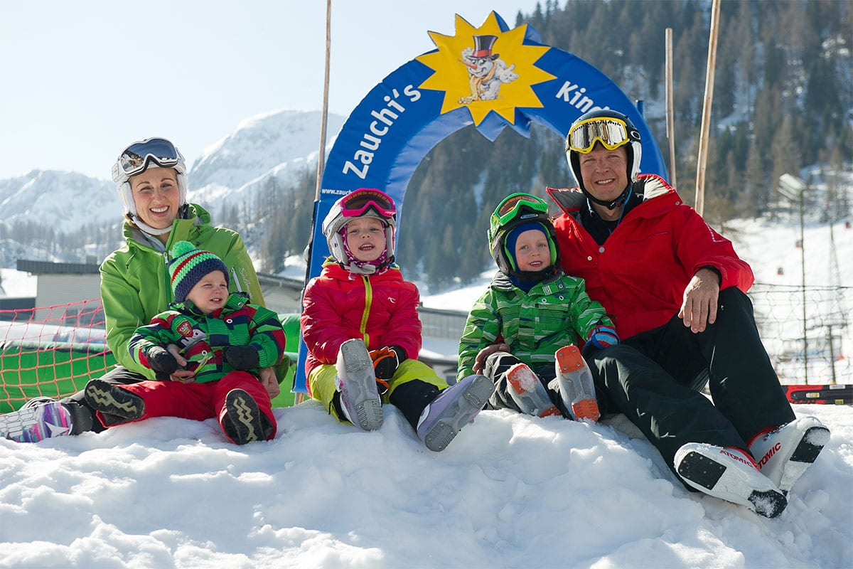 Winterurlaub & Skiurlaub in Salzburg, Familienhotel