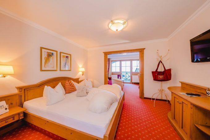 Komfortable Zimmer & Suiten im Salzburger-Hof Zauchensee